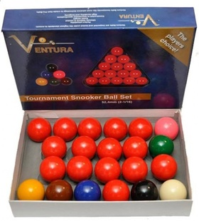 Koule snooker VENTURA 52,4 mm